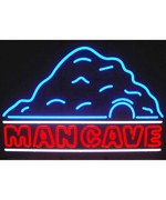 Man Cave Sign - by Neonetics