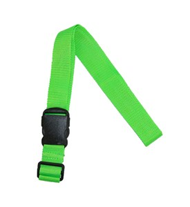 Luggage Reinforcement Strap - Neon Green Image