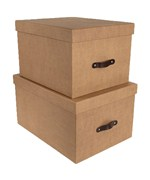 Nested Storage Boxes