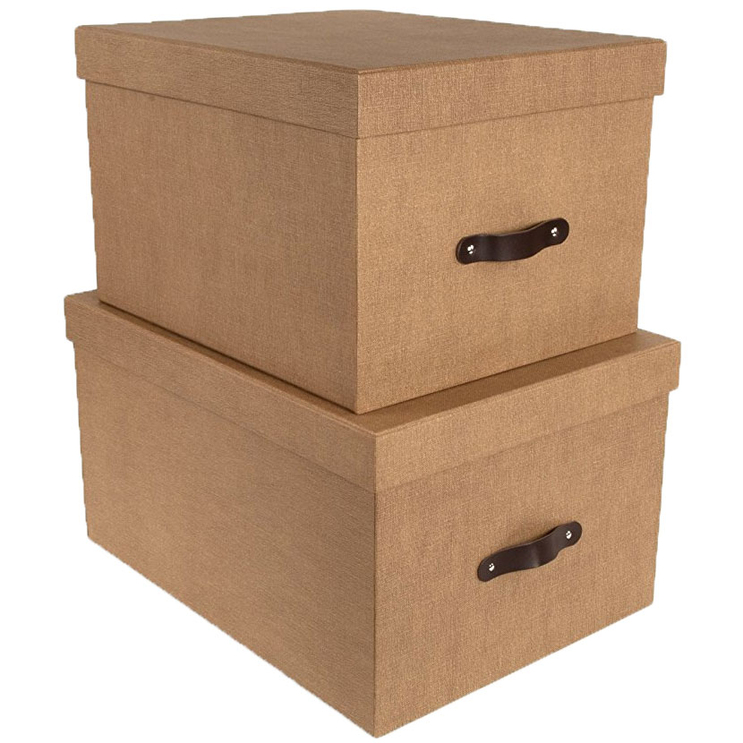 ... Nested Storage Boxes ...