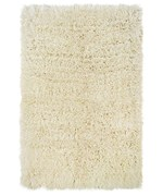 New Flokati Natural Area Rug by Linon Home Decor