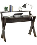 Newport Office Desk with Shelf