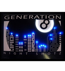 Night Shotz Generation 8 Neon/LED Picture - by Neonetics - 3SHOTZ Image