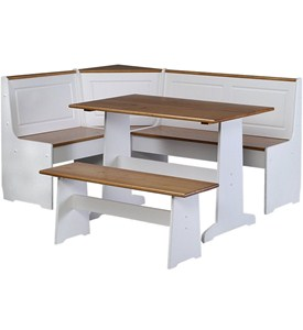 Dining Nook Set - With Table and Seating Image