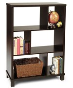 Northfield Three Tier Bookshelf by Convenience Concepts