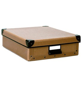Cargo Stationery Box - Nutmeg Image