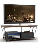 Nuvo 2 Tier TV Stand by Atlantic