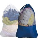 Cotton Drawstring Laundry Bag In Laundry Bags