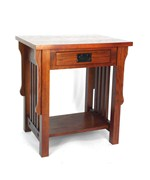 Mission Style Oak Night Stand