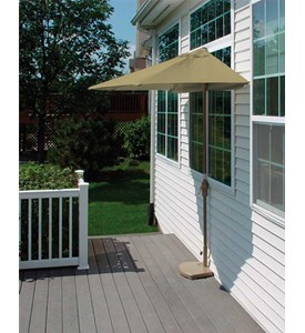 OFF-THE-WALL BRELLA - 7.5 Ft. with Sunbrella Fabric by Blue Star Group Image
