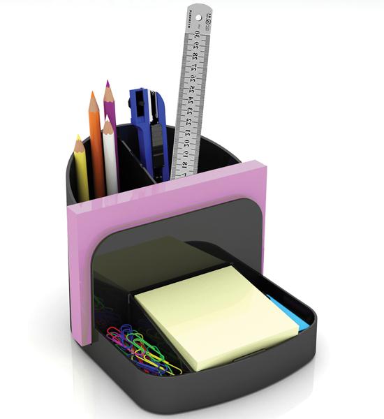 Office desk caddy in desktop organizers - Desk organize ...