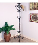 Oil Rubbed Bronze Hall Tree by Passport