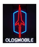 Oldsmobile Neon Sign - by Neonetics - 5OLDSM