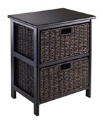 Omaha Storage Rack with Two Baskets