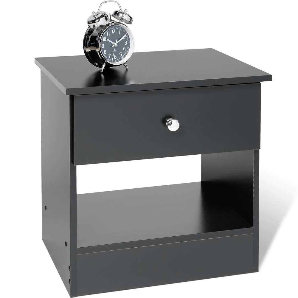 one drawer night stand edenvale in nightstands. Black Bedroom Furniture Sets. Home Design Ideas