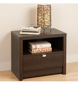One Drawer Night Stand - Series 9 Image