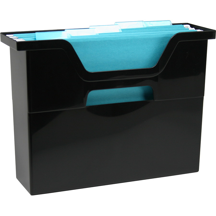 Open Top File Box in File Storage Boxes