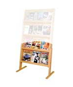 Divulge Optional Floor Stand by Wooden Mallet