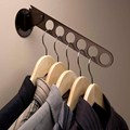Wall Mount Hanger Valet - Oil Rubbed Bronze