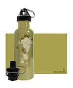 Stainless Steel Water Bottle - Orchid