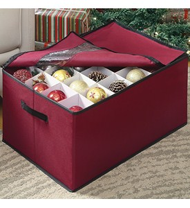 Ornament Storage Chest Image