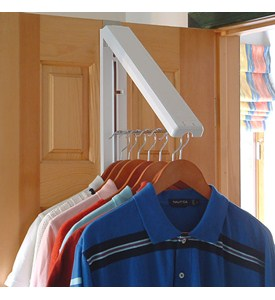 Over the Door InstaHANGER Hanger Holder Image