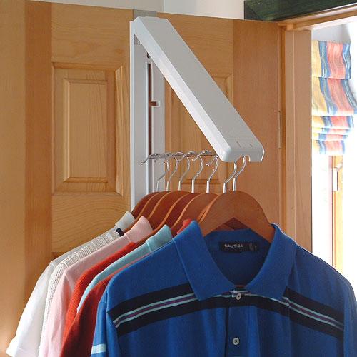 Beautiful Over The Door InstaHANGER Hanger Holder Image