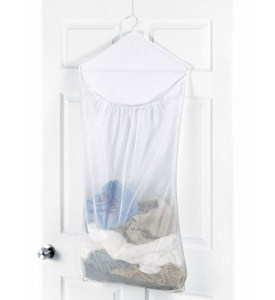 Over the Door Laundry Bag Image