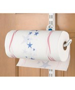 freedomRail Over Door Paper Towel Holder
