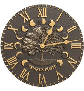 Outdoor Clock - Times and Seasons Image