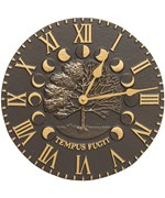 Outdoor Clock - Times and Seasons