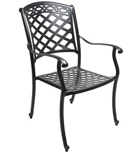 Outdoor Stacking Chair (Set of 4) Image