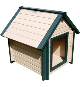 Outdoor Dog House Image