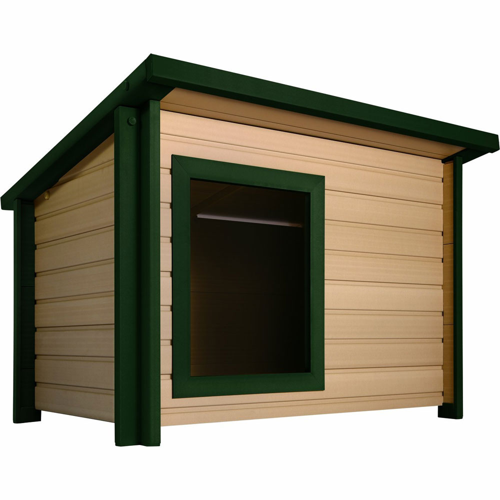Outdoor Shelters For Pets : Outdoor dog shelter in pet beds
