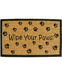 Welcome Mat - Wipe Your Paws