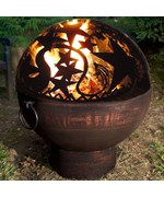 Outdoor Fire Bowl - Orion Fire
