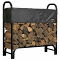 ShelterLogic Outdoor Log Rack - Small