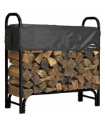 Outdoor Log Rack - Small
