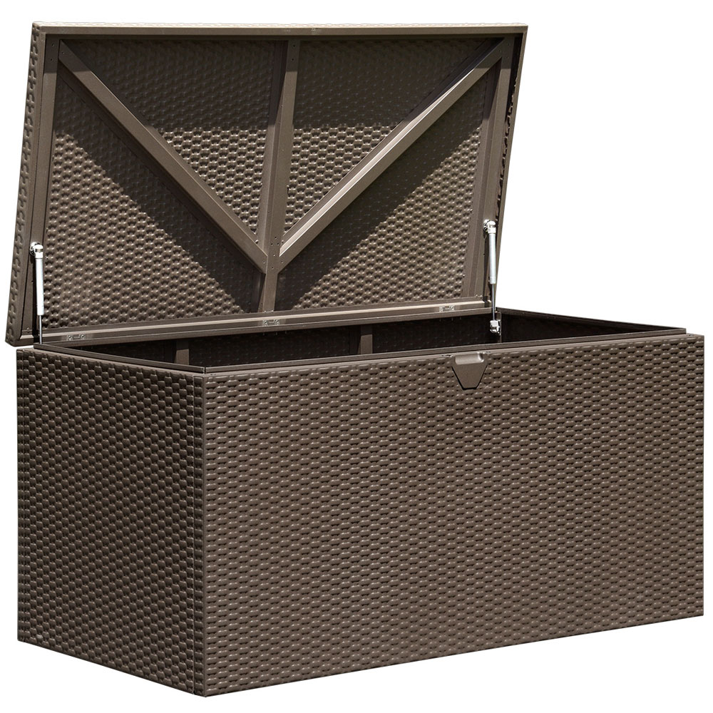 Outdoor Metal Storage Box Image