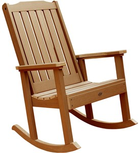 Outdoor Rocking Chair Image