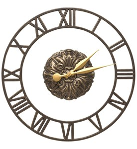 Outdoor Wall Clock - Cambridge Image