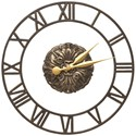 Outdoor Wall Clock - Cambridge