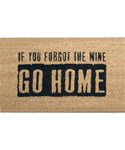 Outdoor Welcome Mat - Where is the Wine