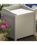 Outdoor Storage Box - Taupe