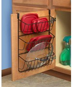 Over the Cabinet Rack - 3 Tier