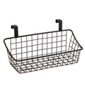 Cabinet Door Storage Basket - Bronze