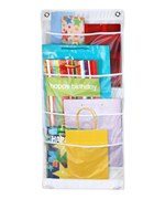 Over the Door Gift Bag Organizer