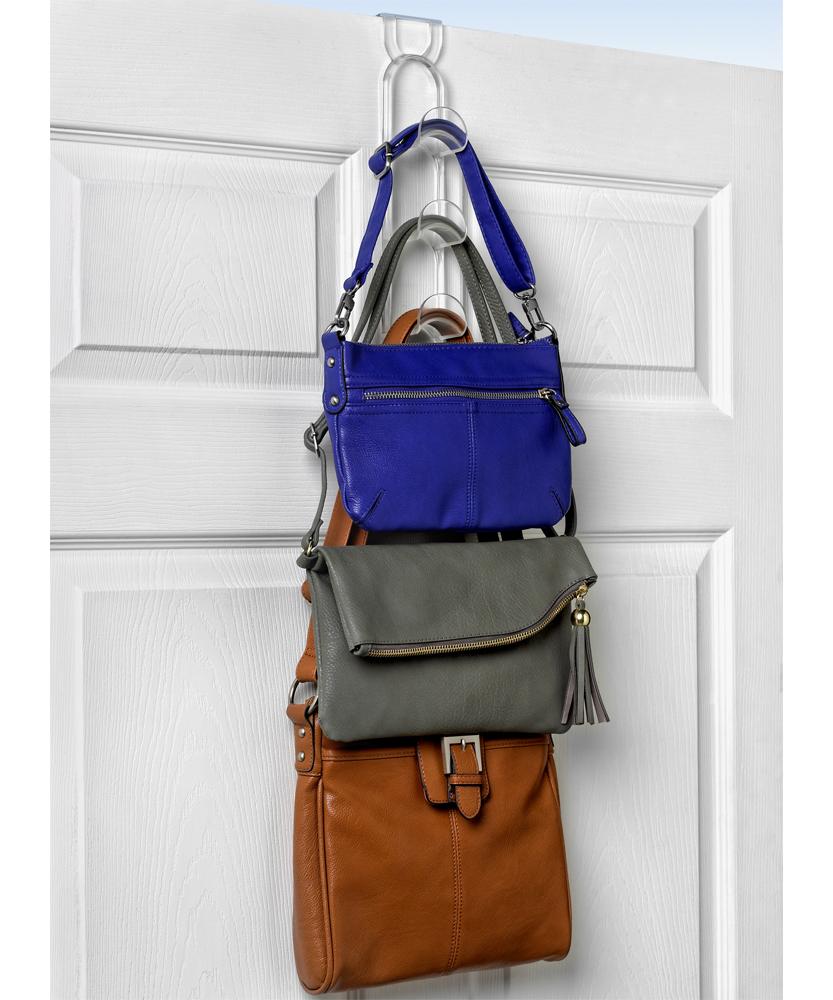 Perfect Purse Key Clip · Over The Door Purse Hanger · Closet ...