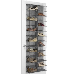 Over the Door Shoe Shelves Image