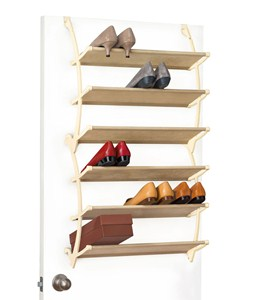 Over the Door Shoe Storage Image